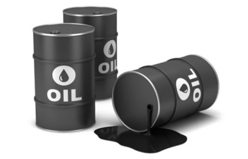 Oil prices fall again on recession fears