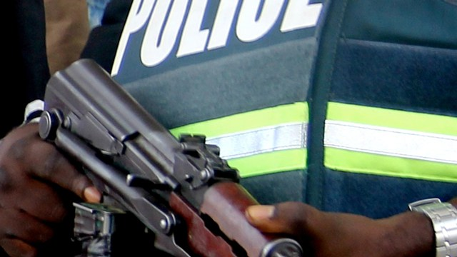 Police Nabs Another Offa Robbery Suspect