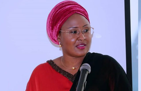Aisha Buhari Accuses Garba Shehu of Disloyalty