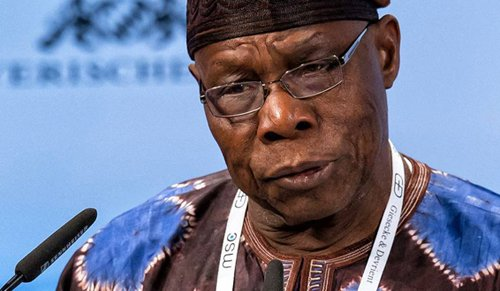 People Can Mourn Me the Way They Like When I Die -Obasanjo