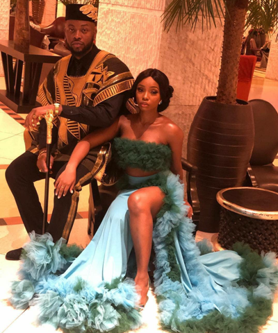 Teddy A sends emotional message to Bambam at 30