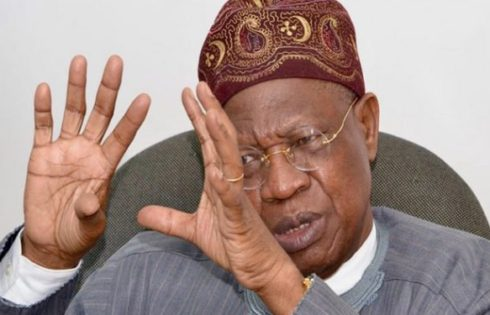 June 12 celebration will signify triumph of people's will — Lai Mohammed