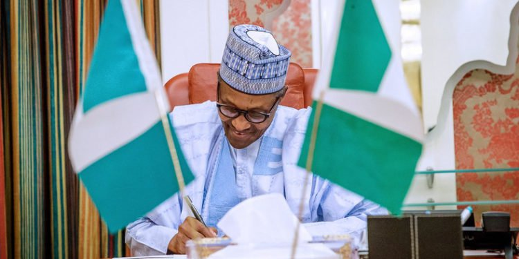 Buhari signs bill seeking foreign assistance to recover proceeds of crime into law