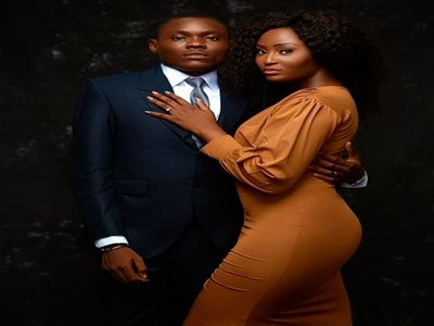 Nollywood actress Gbemisola Gomez and husband lose son
