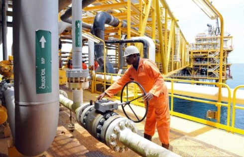 Nigeria's oil output hits highest level since Jan 2015