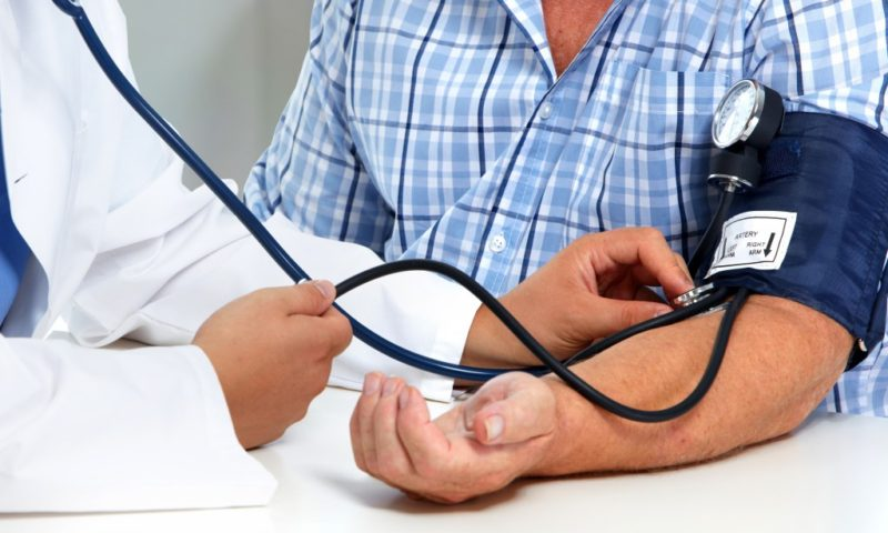 High Blood Pressure in 50s Leads to Dementia