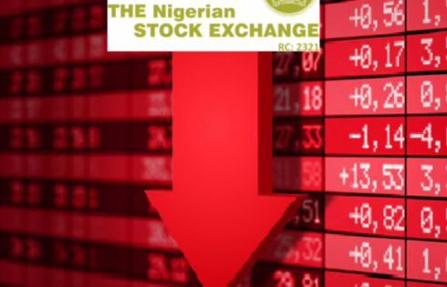 NSE: All Share Index drops by 0.47%