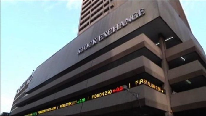 All-Share Index Falls 0.54% as Equities Market Halts Four-week Rally