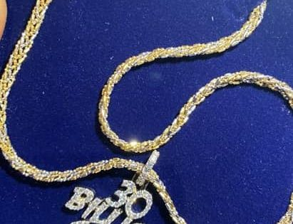 Davido deposits N36m to purchase customised jewelry for Zlatan