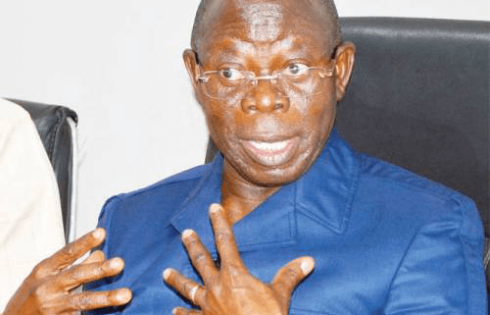 Oshiomhole's ex-political adviser calls for his resignation
