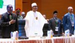 PRESIDENT BUHARI DECLARES OPEN 2019 ALL JUDGES CONFERENCE IN . ABUJA. NOV 25 2019