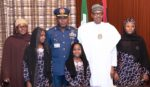 PRESIDENT BUHARI DECORATES PAF COMMANDER AIR VICE MARSHAL ABUBAKAR. NOV 27 2019