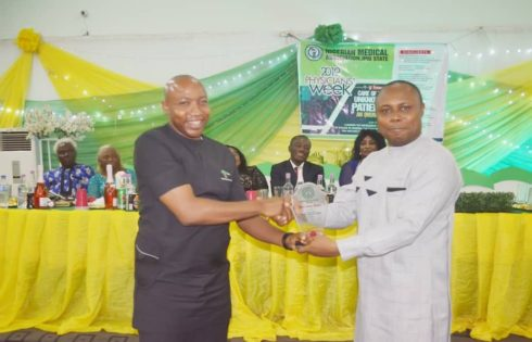 Irona Charges Medical Practitioners on Professionalism