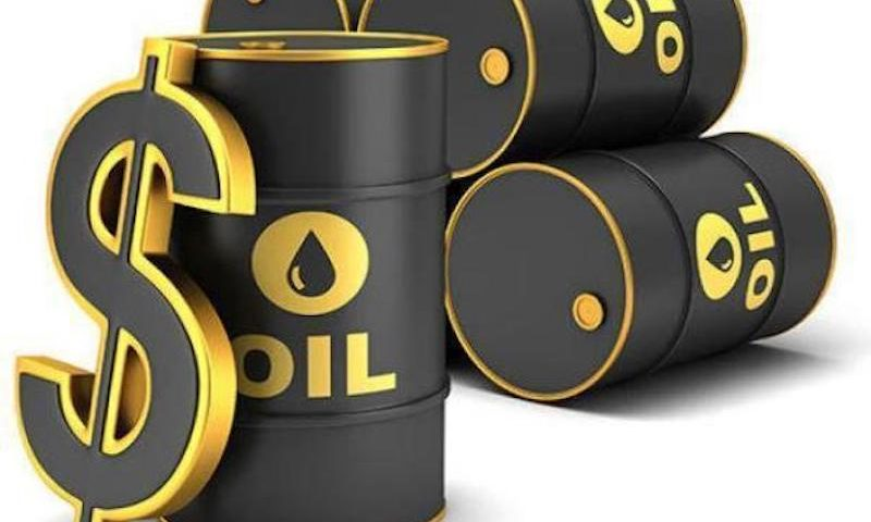 Oil price tumbles to $65, lowest in three months