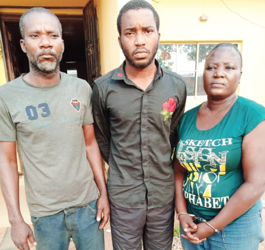 'My mum and I ate my lover's heart to get rich'