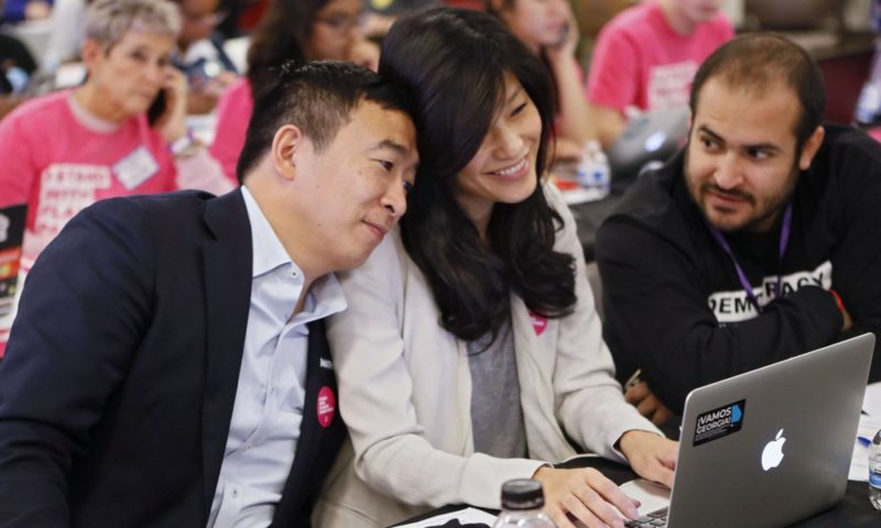 How doctor sexually assaulted Andrew Yang's wife