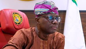 Sanwo-Olu declares health workers face of 1st anniversary