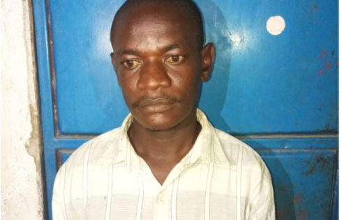 Man who glued wife's private parts with superglue found at witchdoctor's place