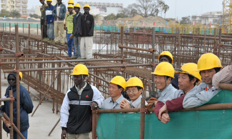 Chinese accused of using construction projects to spy on Africa