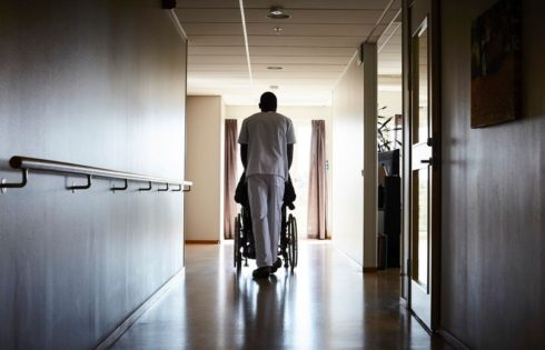 Man sexually assaults two elderly women in a care home