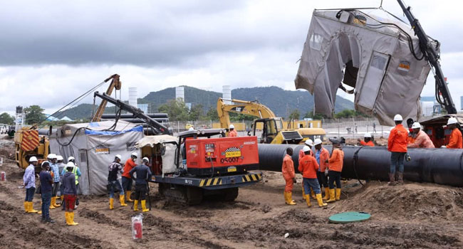 AKK gas pipeline: Stakeholders call early delivery of project