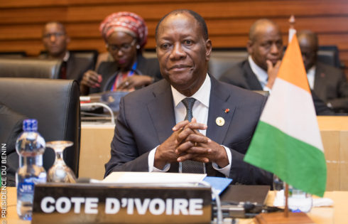 Five die as protests rock Ivory Coast over President's third term quest