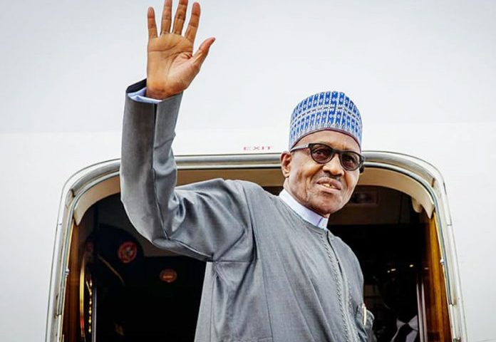 Buhari Departs Abuja to Attend Guinea Bissau's National Day