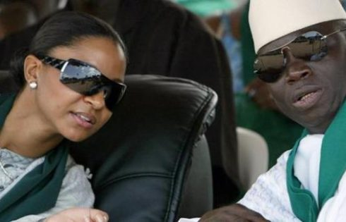 US sanctions former Gambia First Lady over illicit transfer of funds