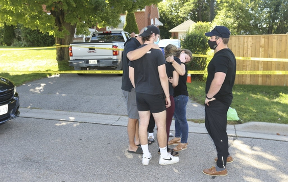 4 killed, 1 wounded in Canada as gunman kills self