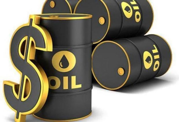Oil price jumps to $68 after days of losses