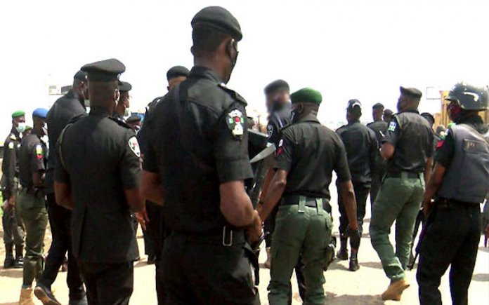 Lagos Puts 20 Policemen on Trial for Murder, Rights Abuses