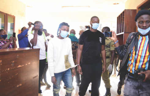 Uganda authorities release, withdraw criminal charges against Nigerian musicians