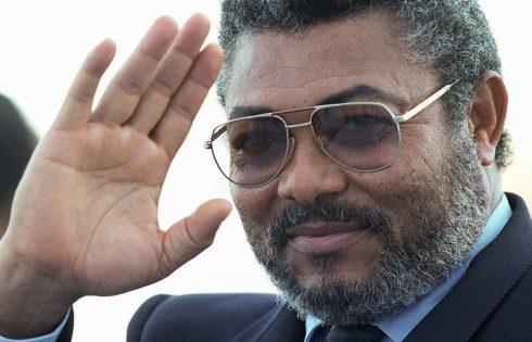 Jerry Rawlings to be buried January 27 at Military Cemetery, Accra