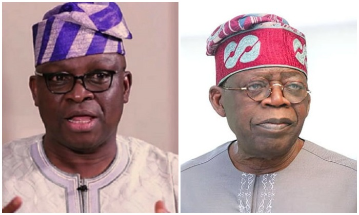 2023: I have no interest in Tinubu's presidential ambition, says Fayose