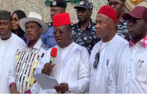 South-east Govs Establish Ebube Agu, Regional Security Outfit, to Rout Criminals