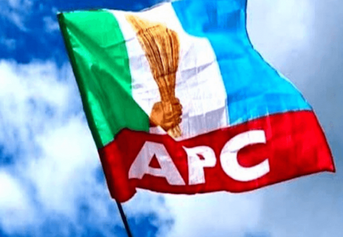 APC Holds State Congresses Amid Internal Crisis