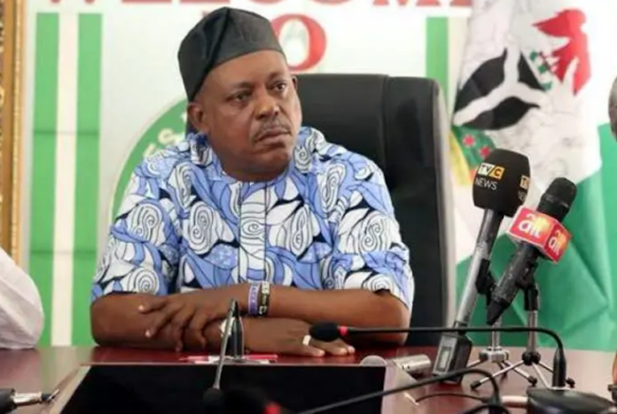 PDP's National Convention Threatened, Secondus Wants Convention Stopped