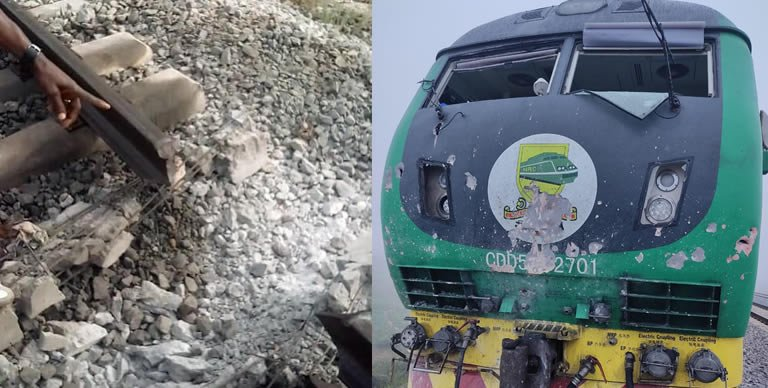 FG completes repairs of bombed Abuja-Kaduna rail track, reopens today