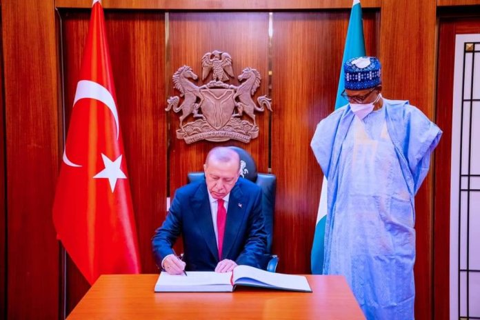 Security, Trade Take Centre Stage in Nigeria, Turkey Agreements